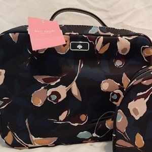 Kate Spade Floral Travel Bag